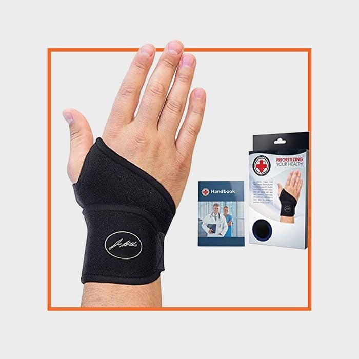 Dr. Arthritis Premium Copper Lined Wrist Support