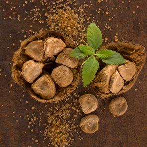 Luo Han Guo aka Monk fruit. Natural sweetener.