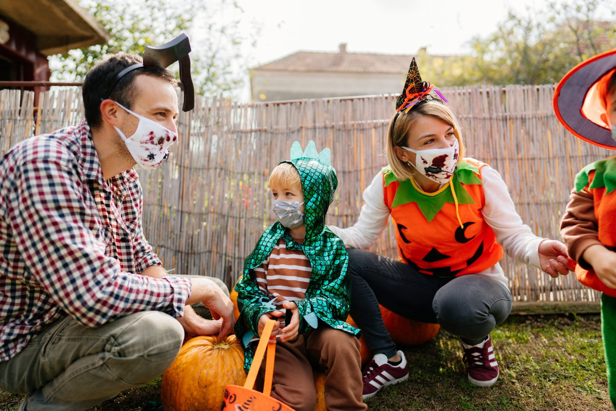 A Healthier (and Safer) Halloween