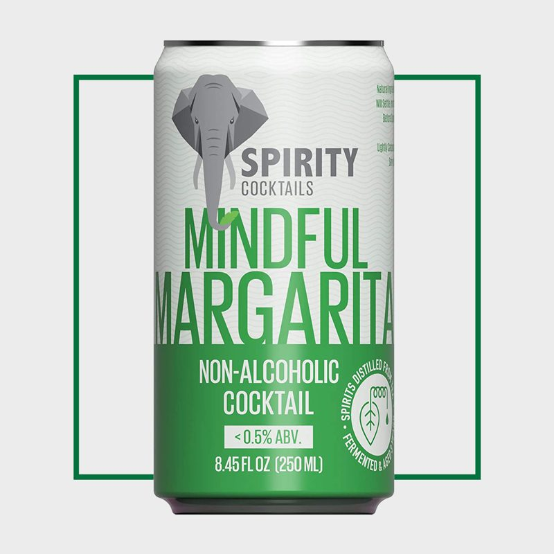Mindful Margarita by Spirity Cocktails