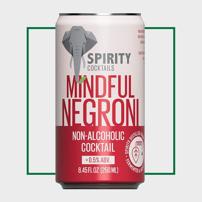 Mindful Negroni by Spirity Cocktails