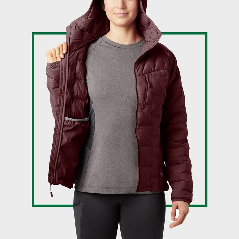 Mountain Hardware Women's Super/DS™ Stretchdown Hooded Jacket