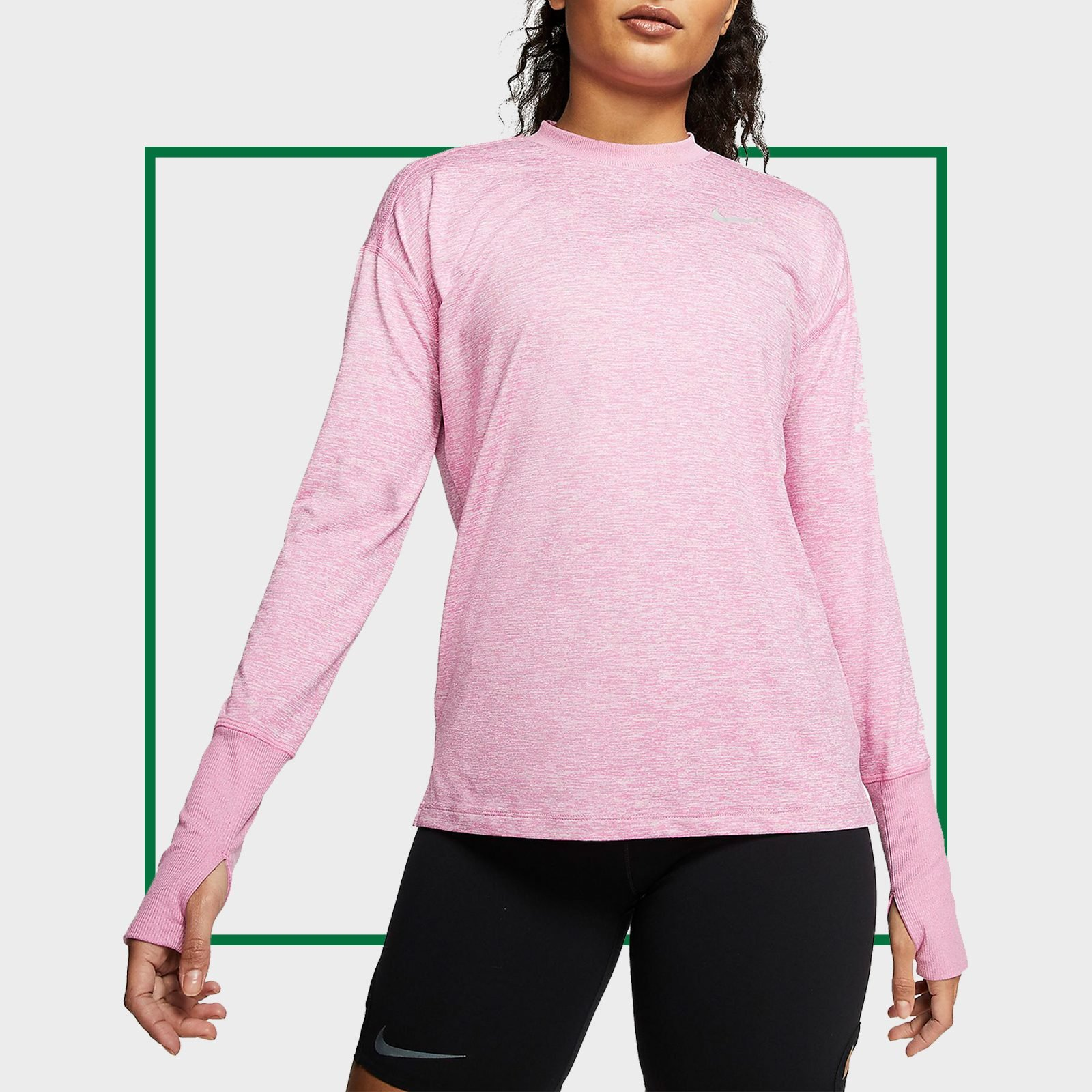 Nike Element Running Top