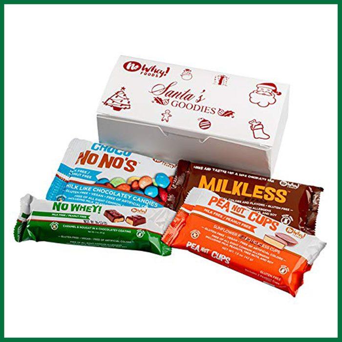 No Whey! Foods Santa's Goodie Box