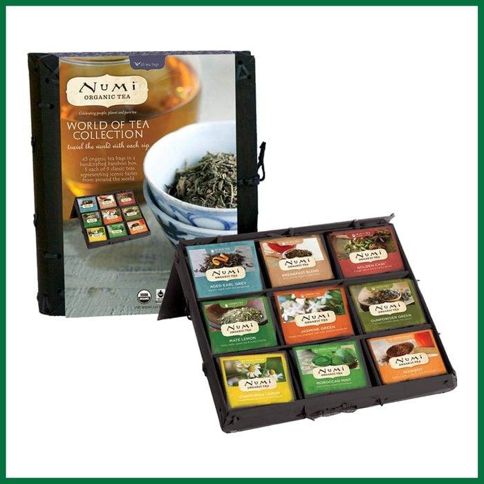 Numi Organic World of Tea Variety Gift Set
