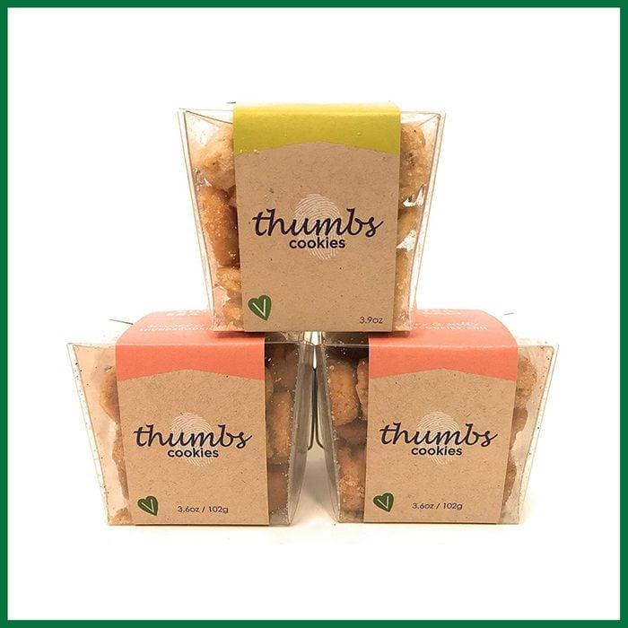 Thumbs Cookies Variety Pack