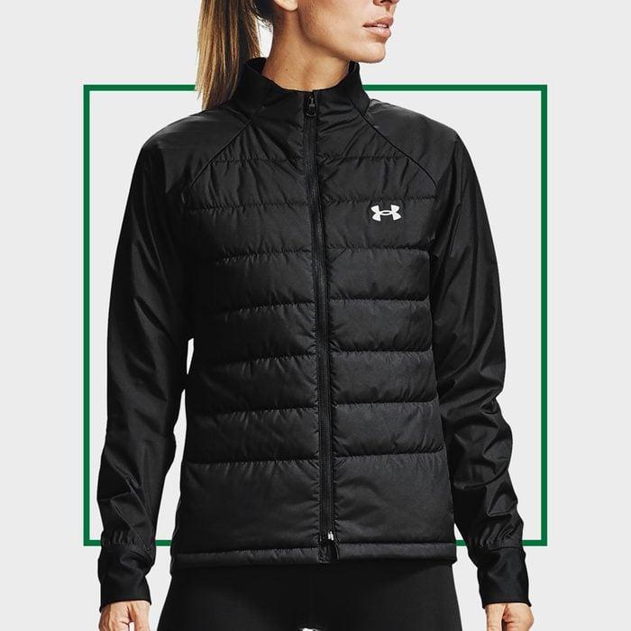 Under Armour Women's UA Run Insulate Hybrid Jacket