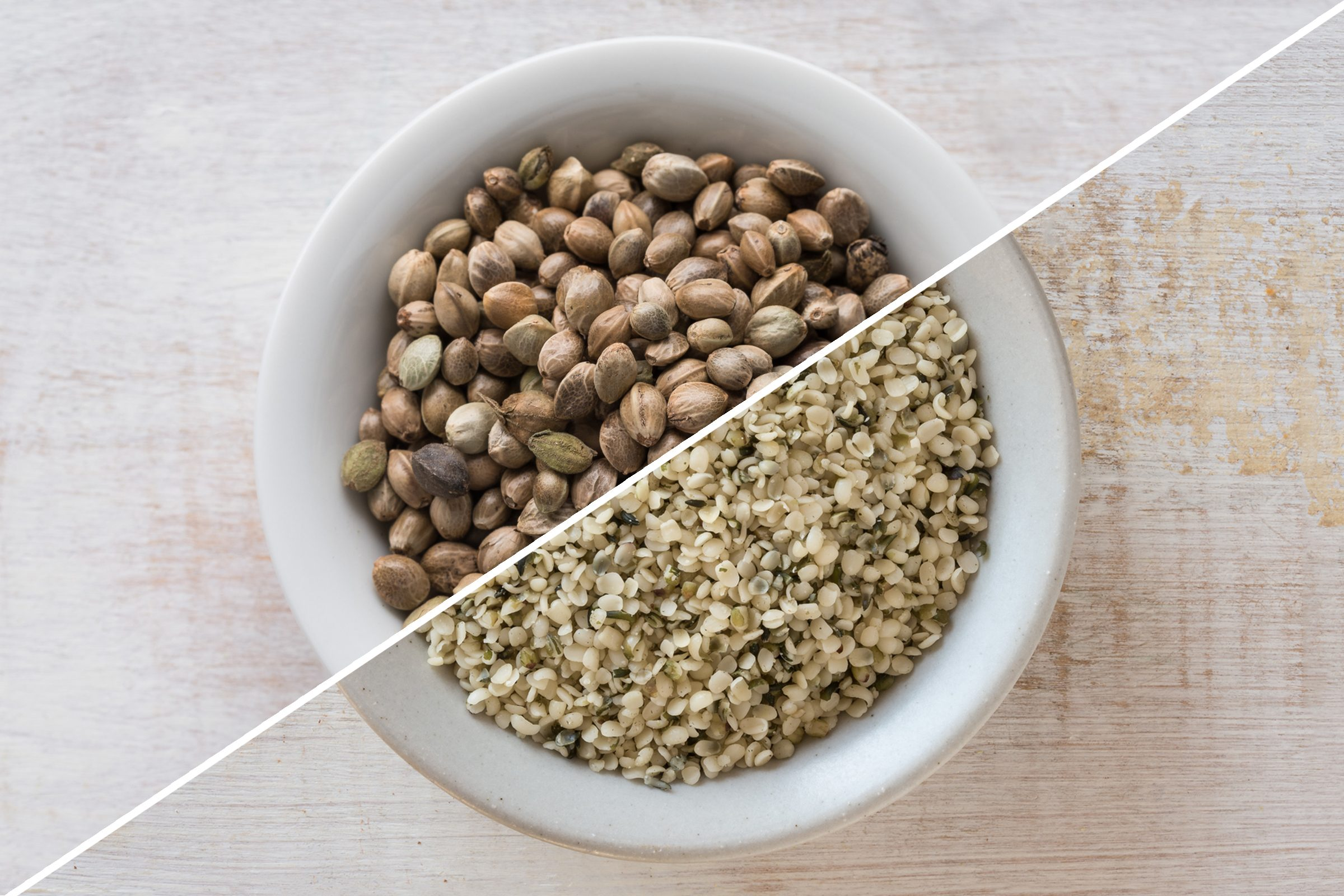 Hemp Hearts Vs Hemp Seeds What S The Difference The Healthy