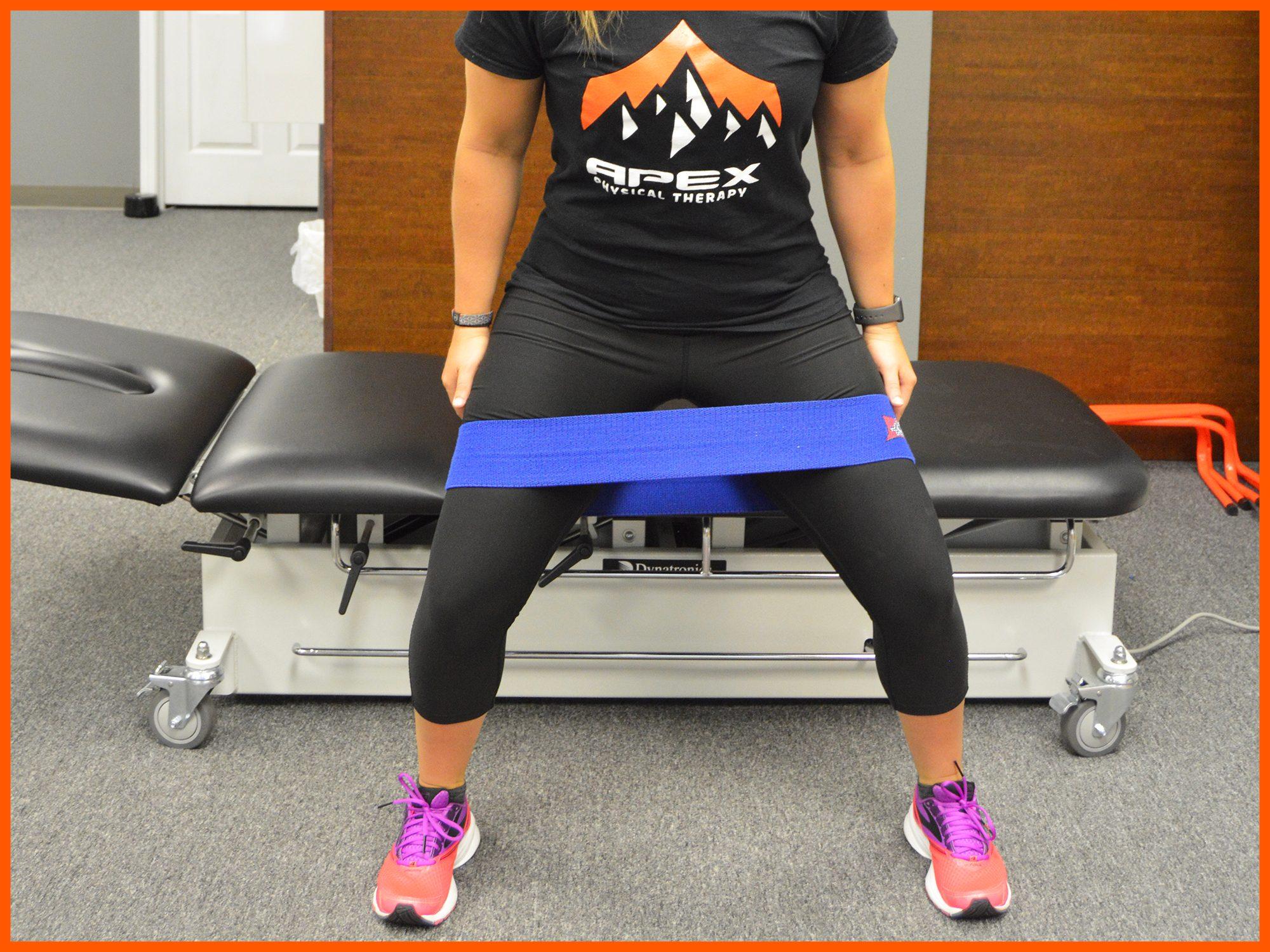 lauren lobert frison side step exercise