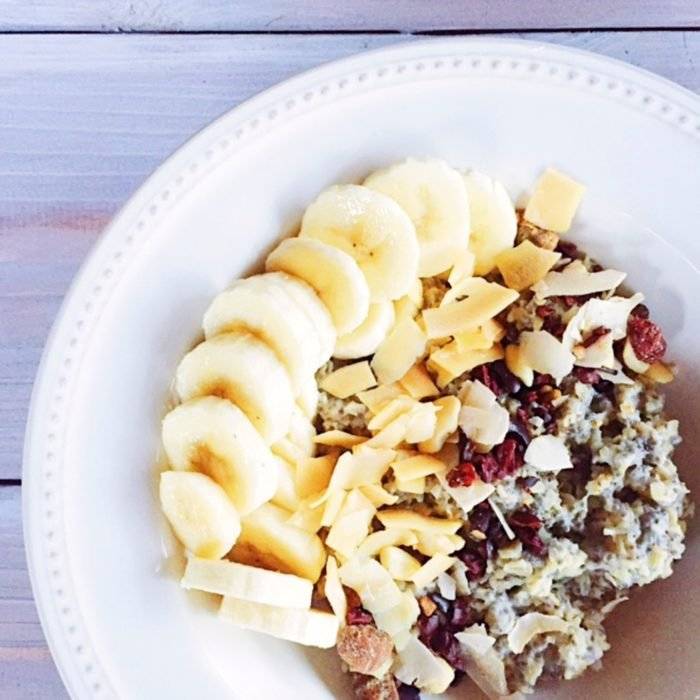 mary ellen phipps chia seed oatmeal