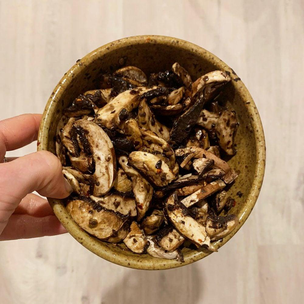 Mushroom Jerky Shelley Gawith