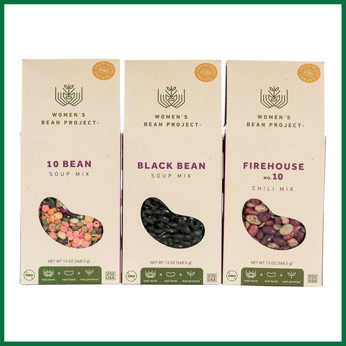 women's bean project soup gift bundle