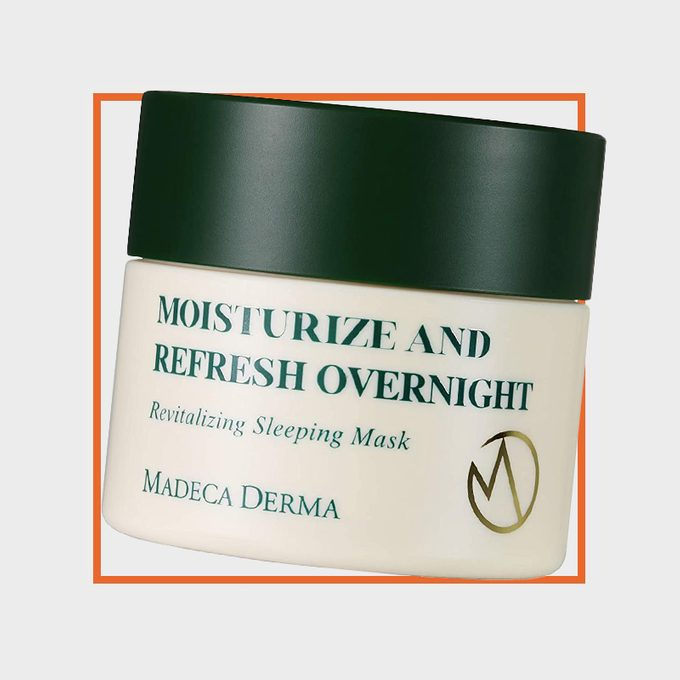 Madeca Derma Revitalizing Sleeping Mask