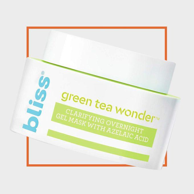 Bliss Green Tea Wonder Clarifying Overnight Gel Mask