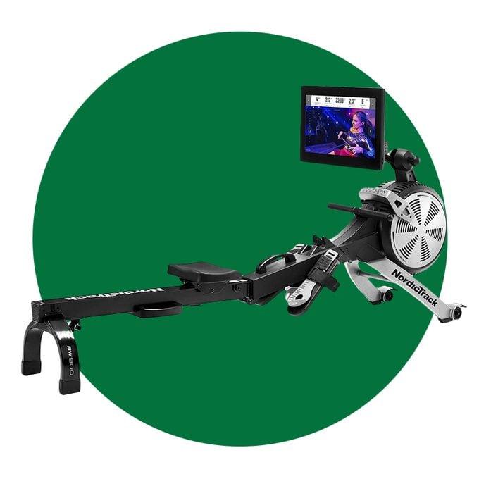 NordicTrack rower