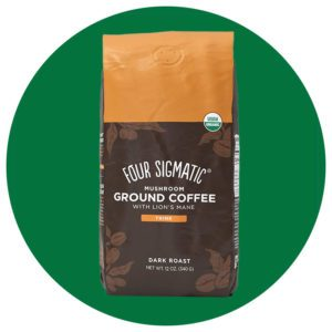 four sigmatic ground coffee