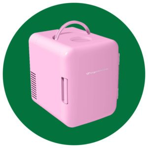 Frigidaire Mini Portable Compact Personal Fridge