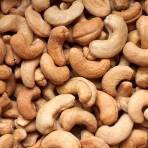 cashews full frame