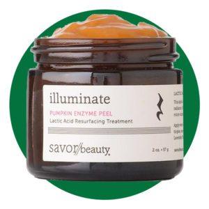 Savor Beauty Pumpkin Enzyme Peel