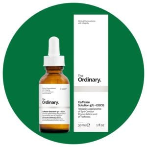 The Ordinary Caffeine Solution