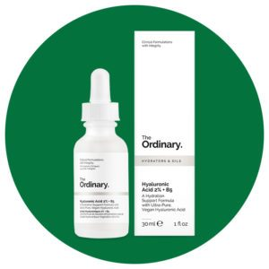 The Ordinary Hyaluronic Acid 2% +B5