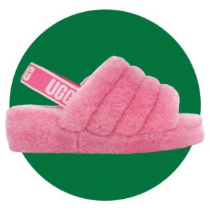 UGG Women's Fluff Yeah Slide Slipper