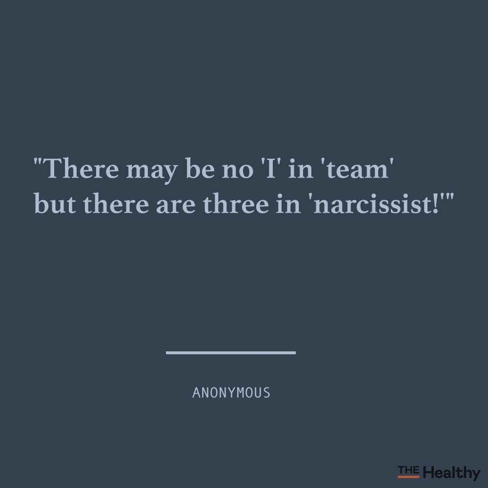 narcissist quotes 5