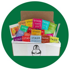 stash tea sampler