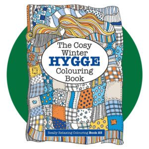 The Cosy HYGGE Winter Colouring Book