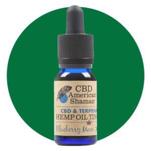 American Shaman Terpene-Rich Hemp Oil Tincture