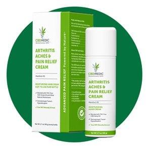 Charlotte's Web Arthritis Aches & Pain Relief Cream