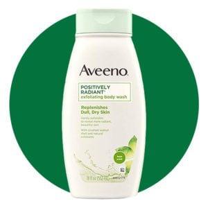 Aveeno Exfoliating Body Wash