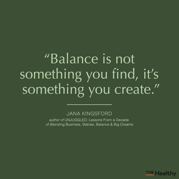 balance quote card
