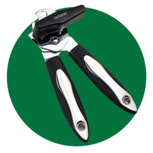 Adoric Life Manual, Professional Heavy Duty Can Opener