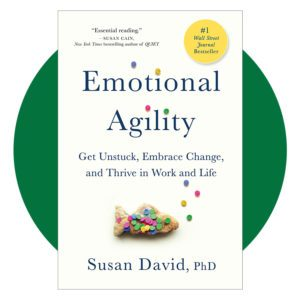 Emotional Agility book