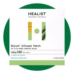 Healist Relief Infused Patches