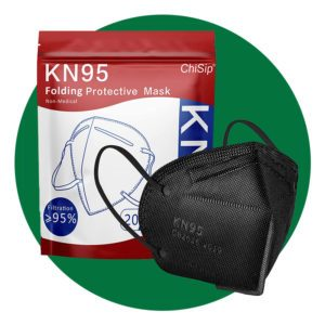 ChiSip KN95 Face Mask