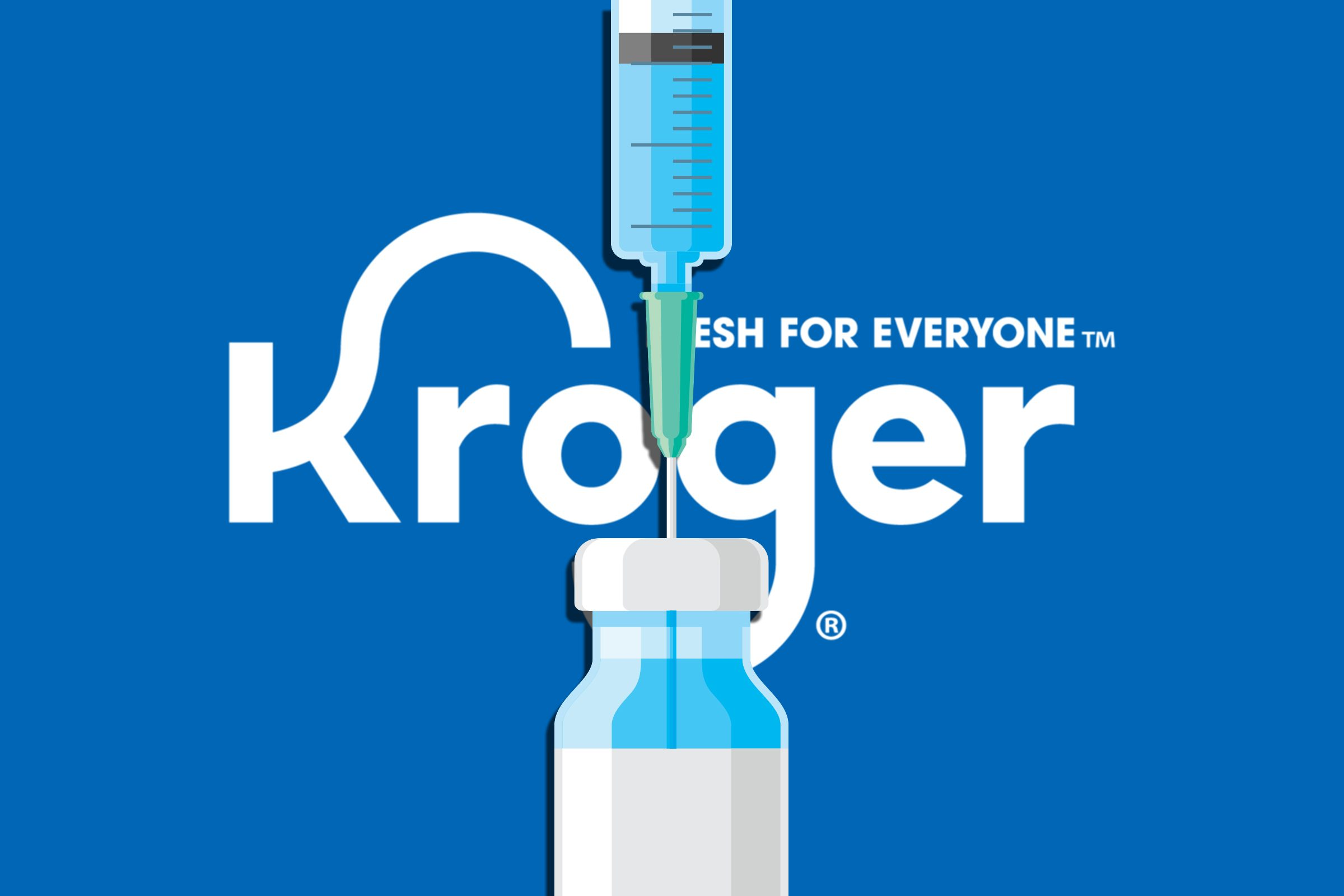 kroger flu shot illustration