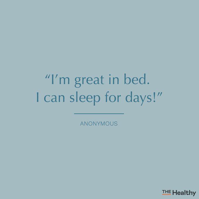 sleep quote card