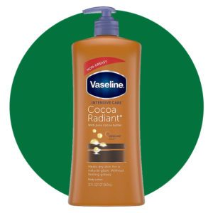 Vaseline Intensive Care Cocoa Radiant Hand and Body Lotion