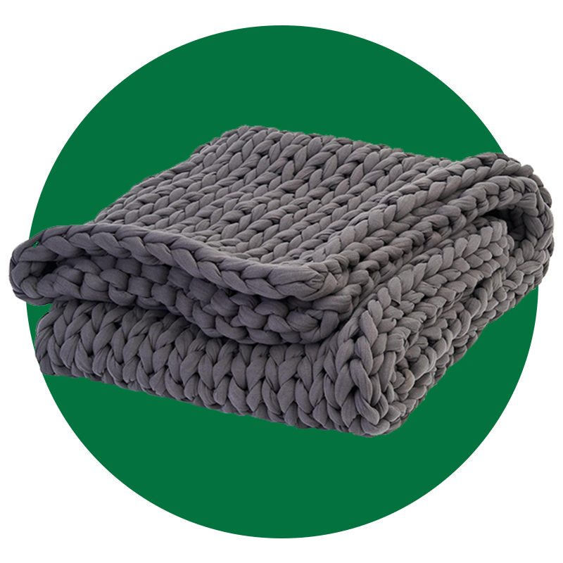 Bearby Weighted Cotton Napper Blanket