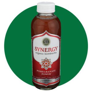 Gt Living Foods Synergy Kombucha