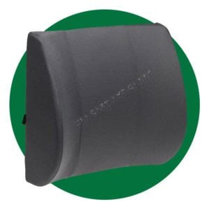 Orthopedic Wedge Lumbar Support Back Cushion Pillow