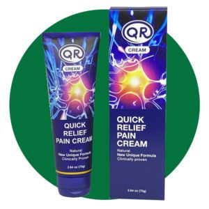 Qr Cream Quick Relief Pain Cream