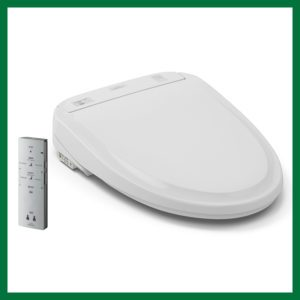 Toto Washlet+ Ready Washlet S350e Elongated Bidet Toilet Seat