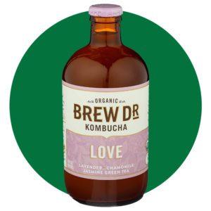 Brew Dr Kombucha Love