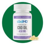 5 Best CBD Capsules for Migraine