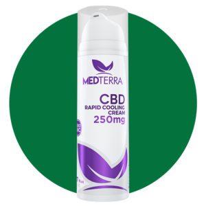 Medterra Rapid Cbd Cooling Cream