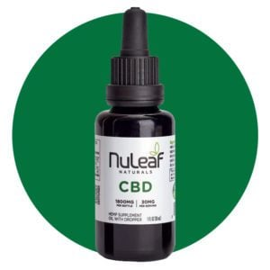 Nuleaf Full Spectrum Hemp Cbd Oil