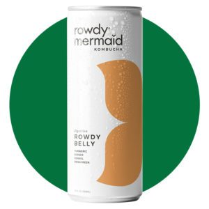 Rowdy Mermaid Kombucha